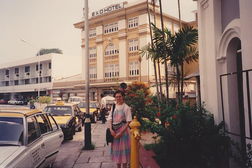 E & O Hotel, Penang, Malaysia, 1991
