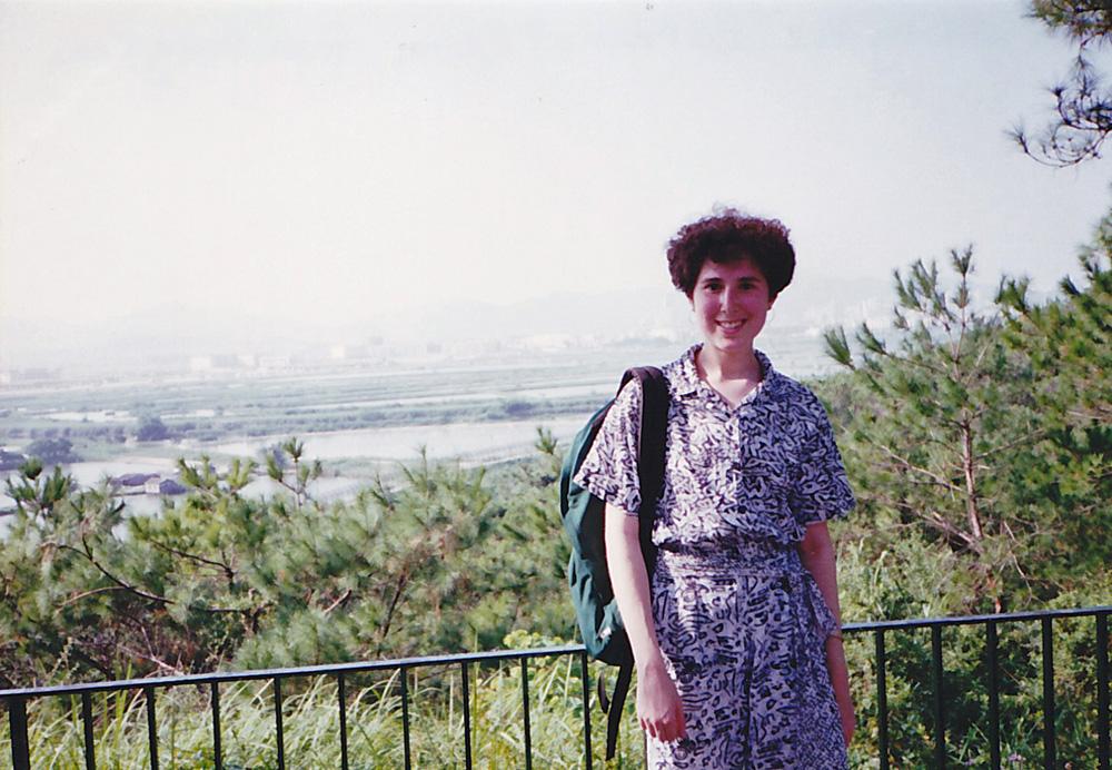 Lok Ma Chau, 1990