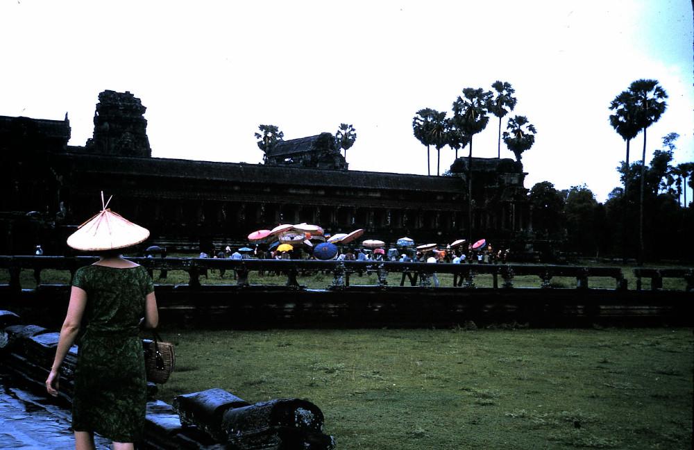 Angkor Wat, 1965