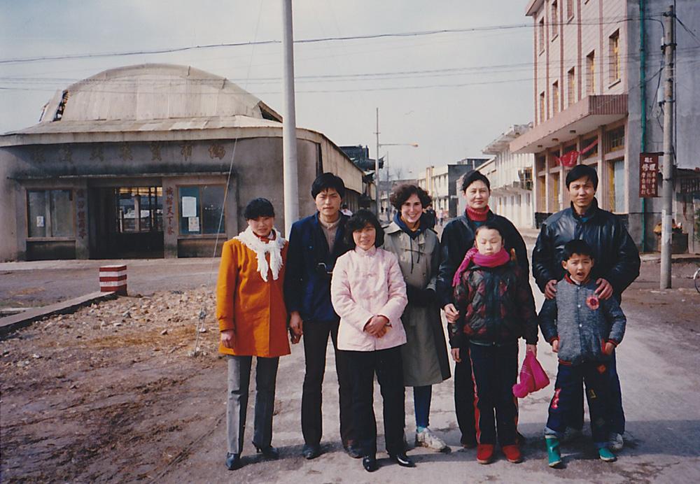 Chinese New Year in Jiangsu Province, 1991