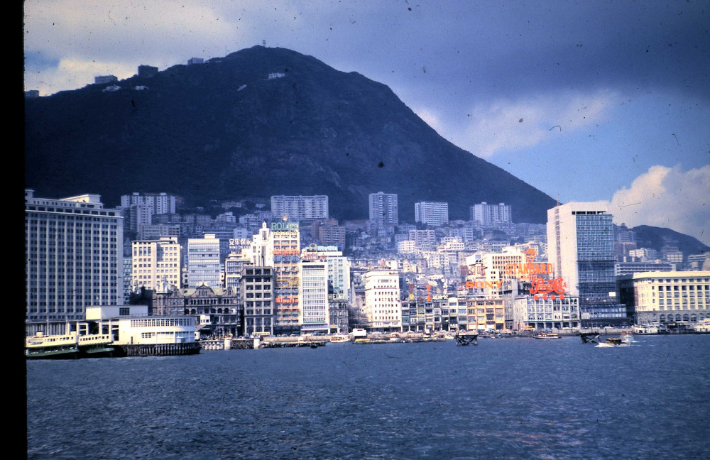Now And Then Hong Kong Photos Dating Back 50 Years