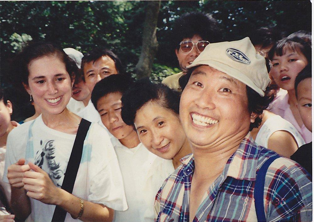 Shanghai, 1991