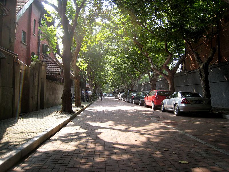 The Romance of Shanghai's French Concession