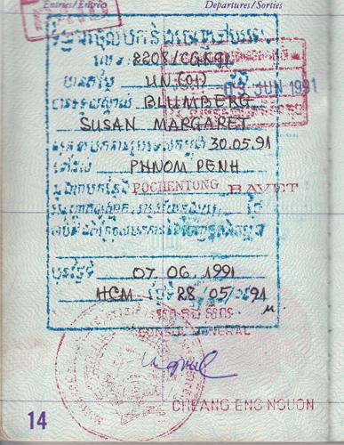 If This Passport Could Speak Susan Blumberg Kason