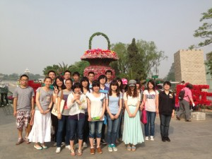 Class B At The Water Park (1)
