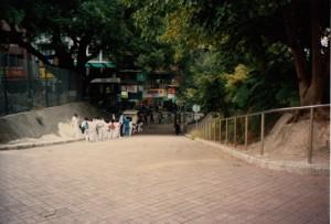 Kowloon underpass