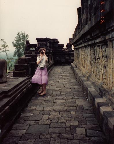small Borobudur