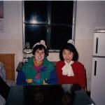 Nanjing with Wang Xi 1991