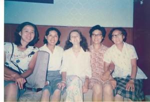Rhiannon in 1986