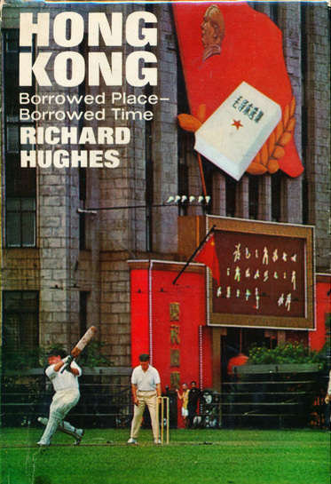 Book of the week–Borrowed Place, Borrowed Time
