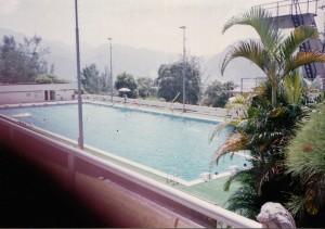 CUHK pool