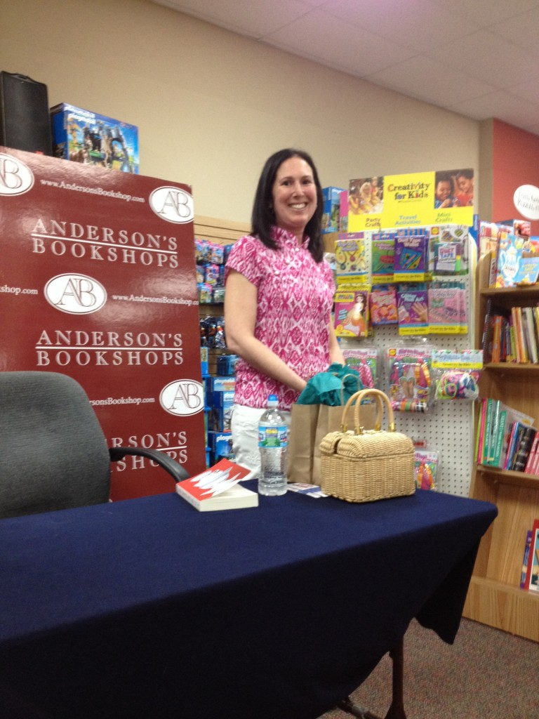 Reading at Andersons