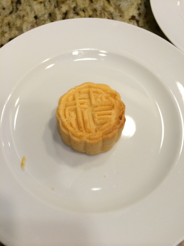 Peninsula mooncake