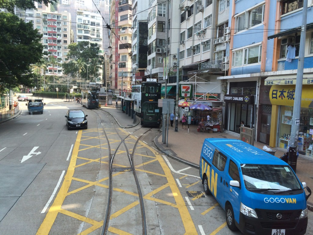 More trams in Happy Valley