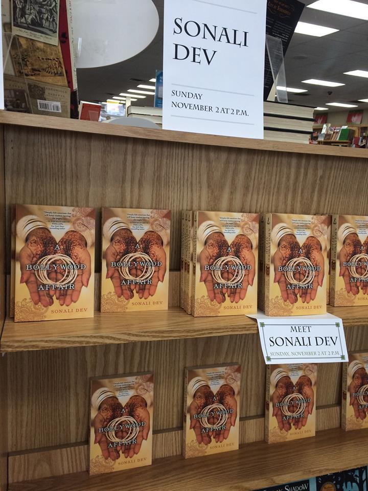 Sonali's books