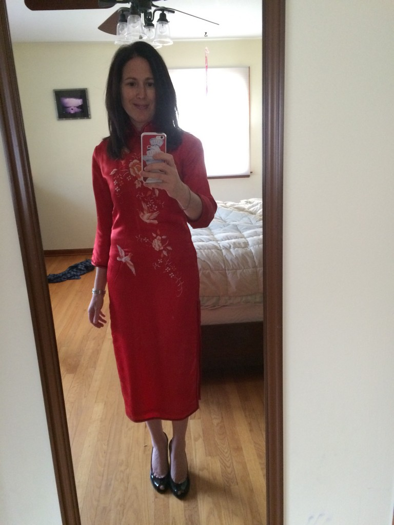 qipao twenty years later