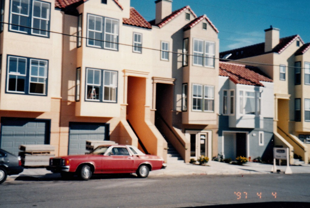 Newhall Street Outside