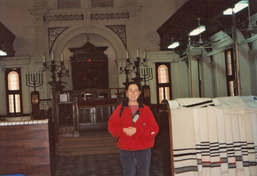Ohel Leah 1996
