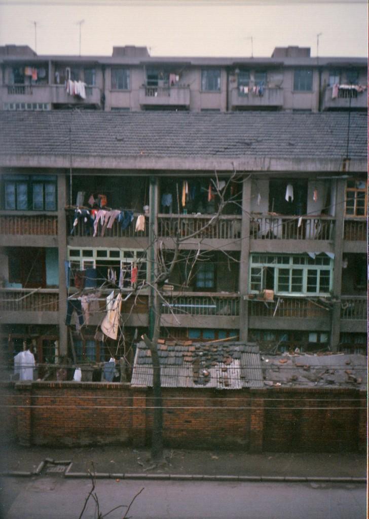 Nanjing apartment