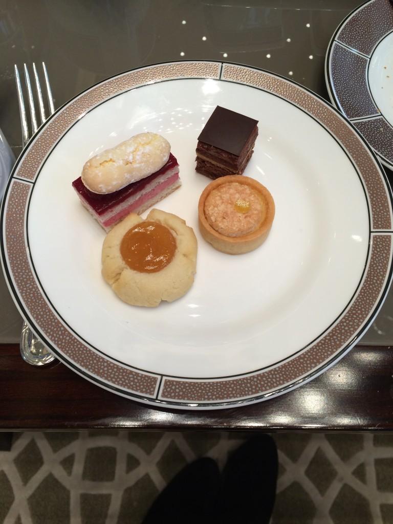 Langham desserts