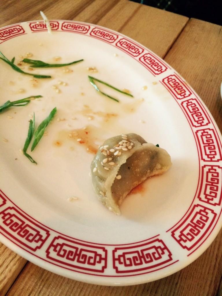 2 Duck Goose dumpling