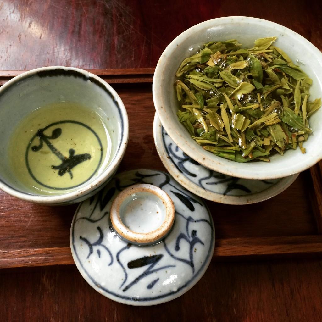 Dragonwell tea
