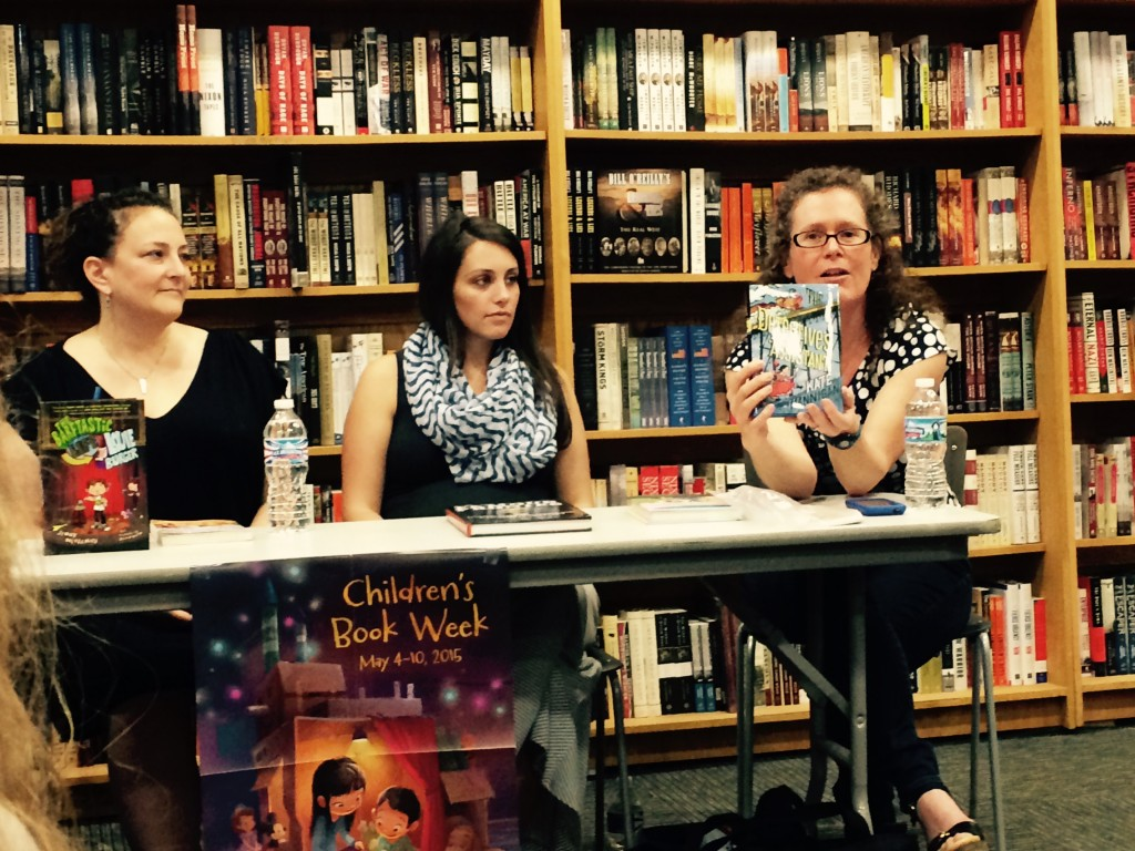 Panel at Book Stall