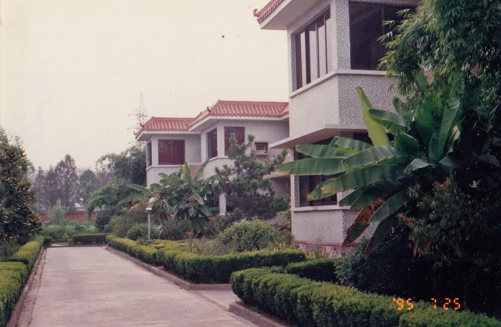 Hidden River Palace Hotel bungalows