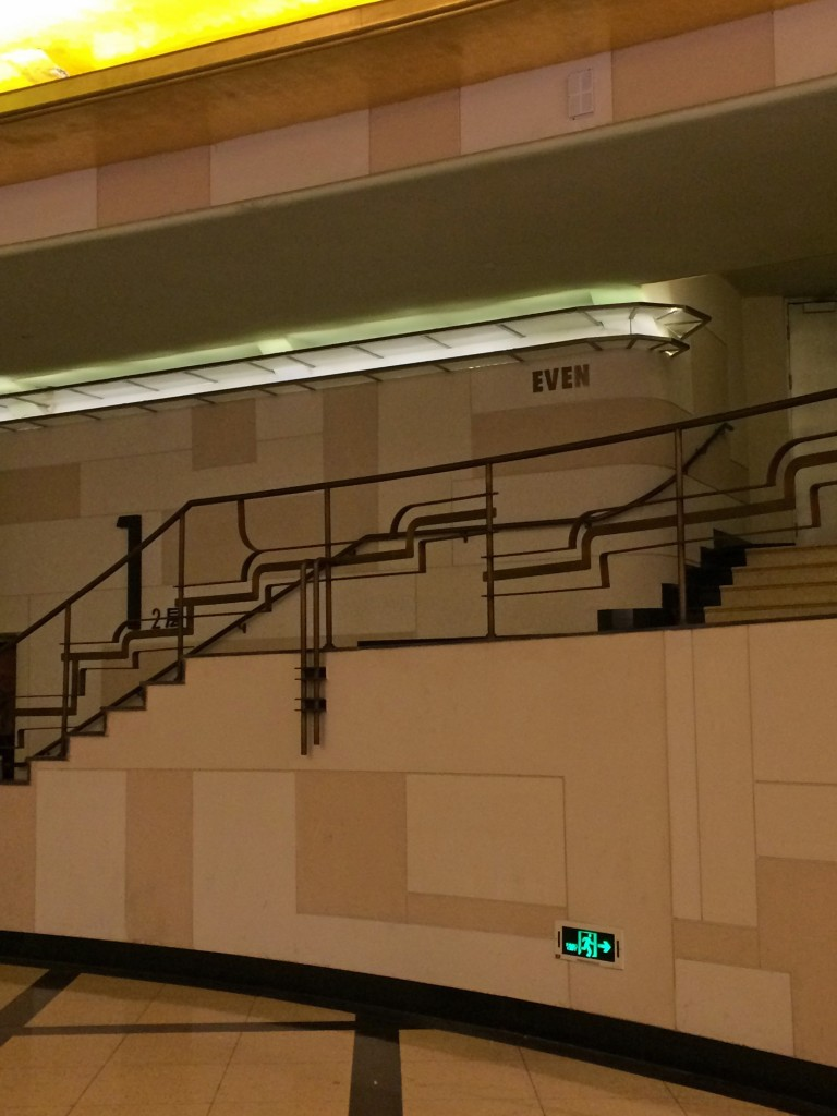 Grand Theatre stairs