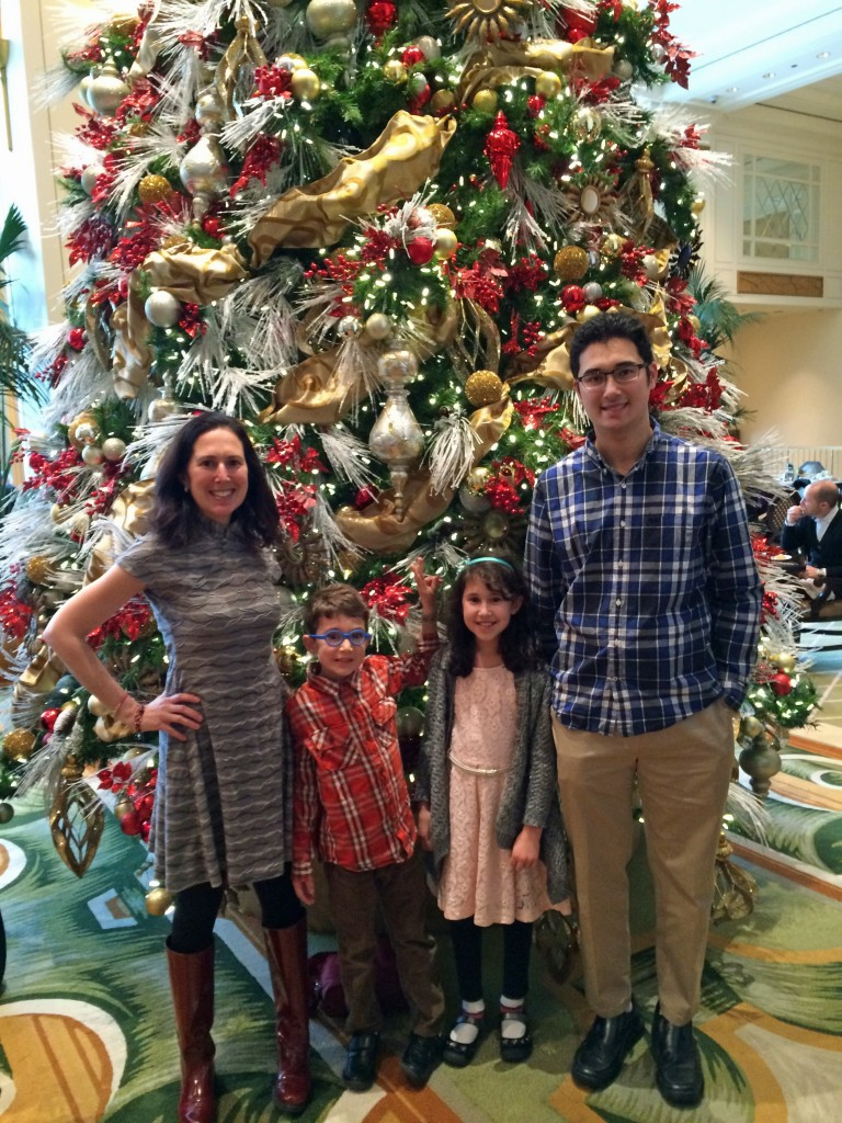 Kids and me at the Pen 2015