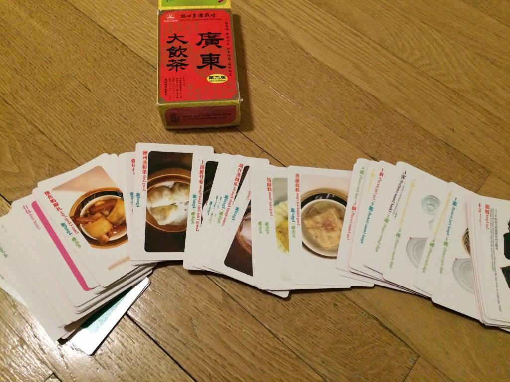dim sum card game