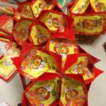Laisee lanterns for the Lunar New Year