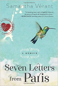 Seven Letters cover