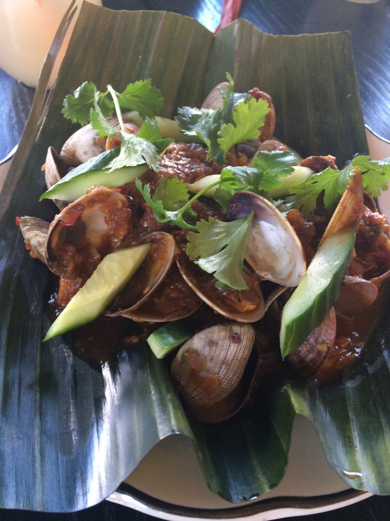 Fat Rice clams