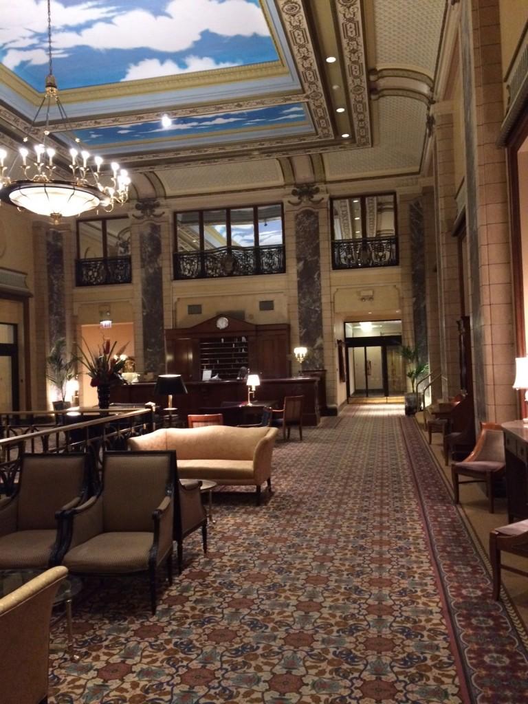 Belden Stratford Hotel