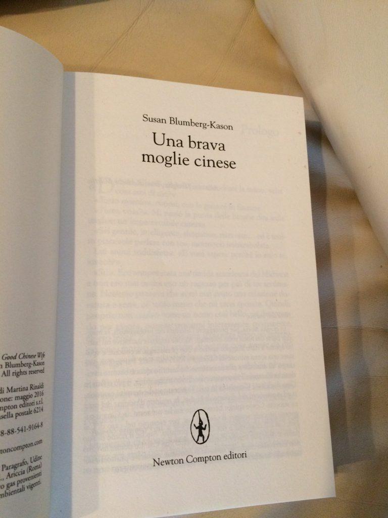 title page Una Brava