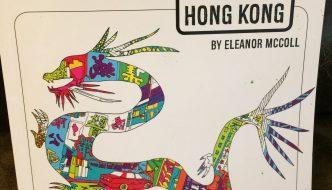 Book of week–Colour-in Hong Kong
