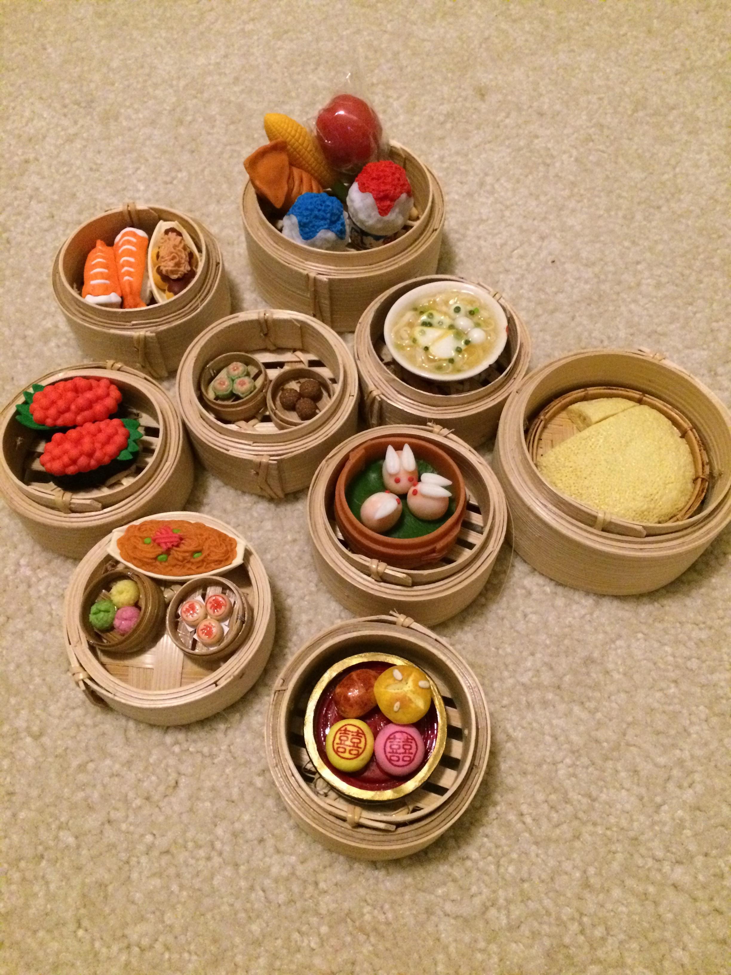 Gifts from Hong Kong