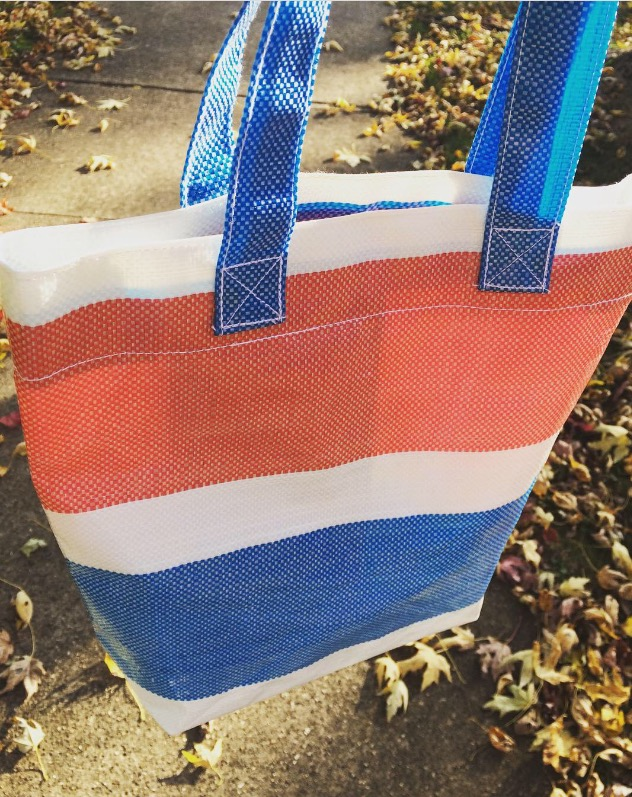 red-white-blue-bag