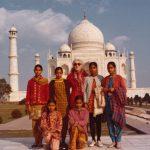 My grandparents in 1970s India