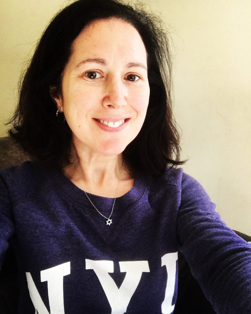 new NYU sweatshirt