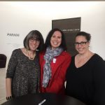 Lunch with authors Stacey Ballis and Renee Rosen