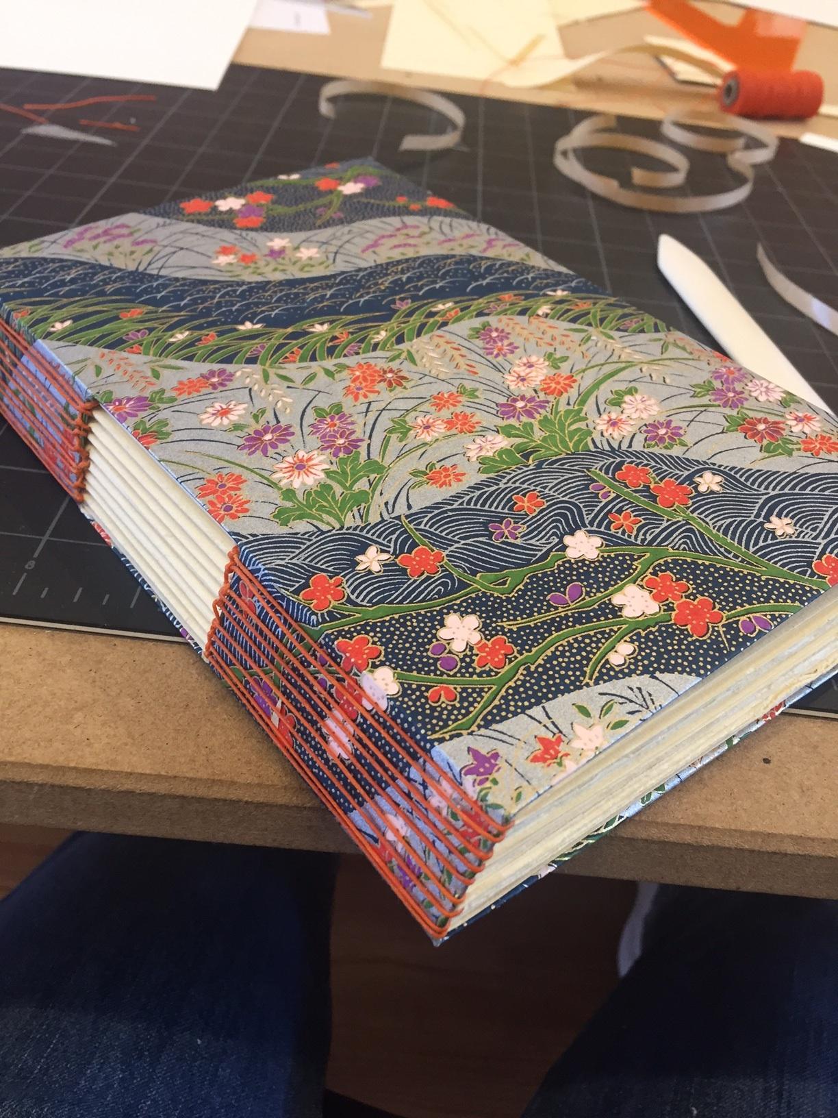 Bottonhole Bookbinding
