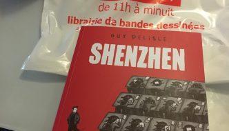 Book of the week–Shenzhen