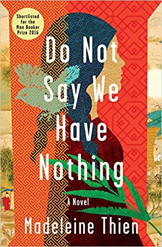 Book of the week–Do Not Say We Have Nothing