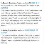 2017 literary lists