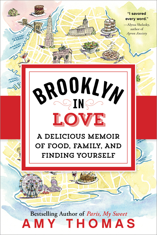 Interview with Amy Thomas, author of Brooklyn in Love