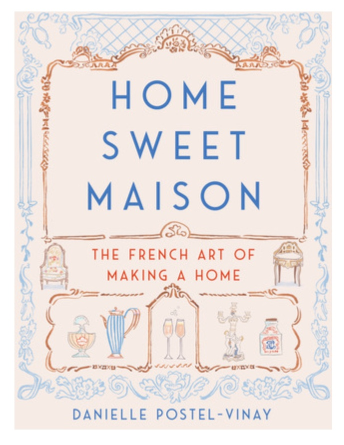 Book of the week—Home Sweet Maison