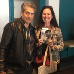 An afternoon with Michael Imperioli