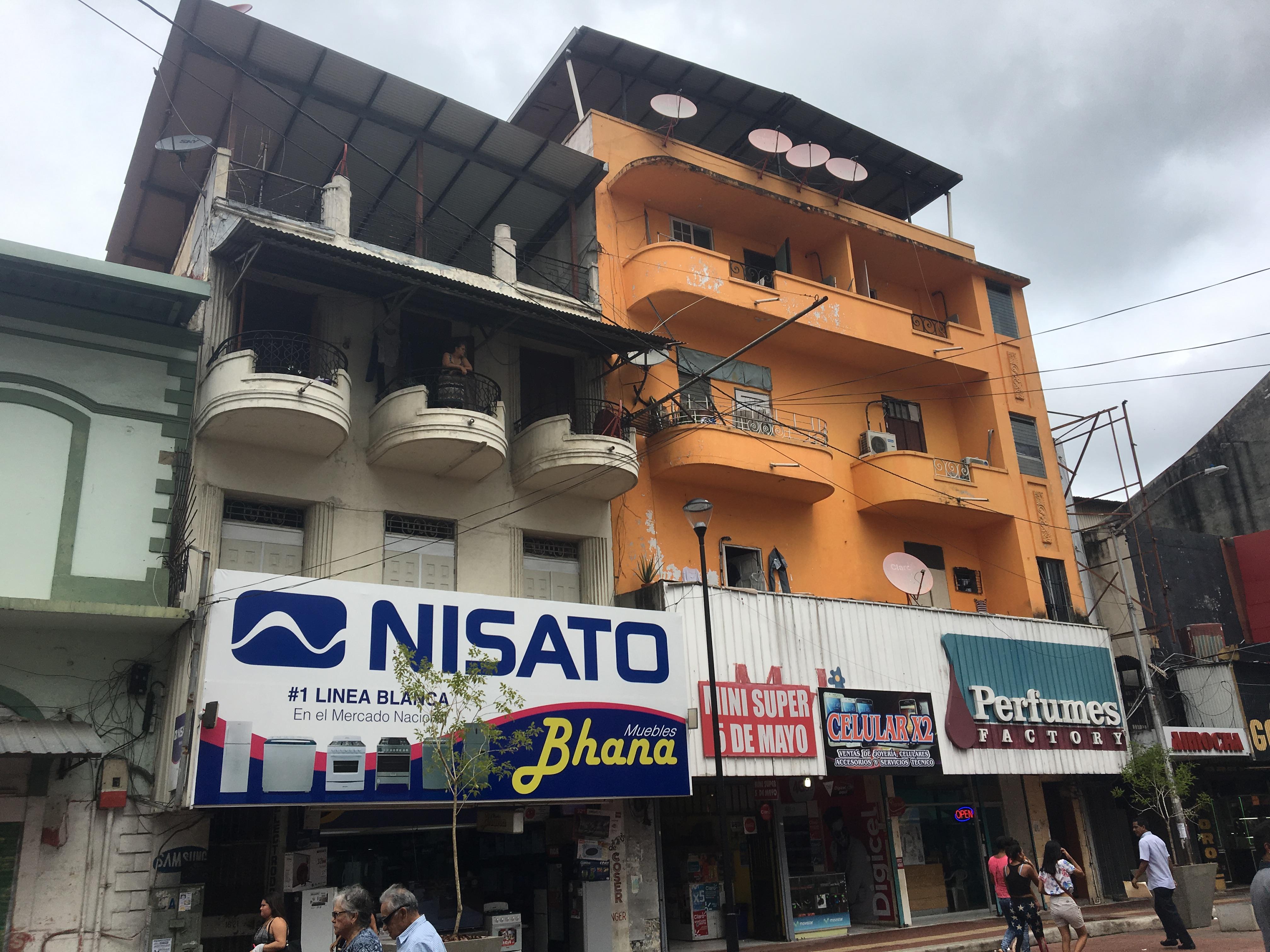 Art Deco in Panama City